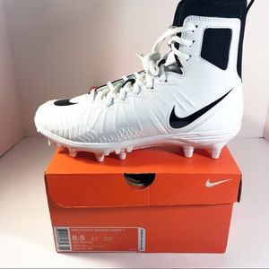 Nike Force Savage Varsity Football Cleats Size 8.5